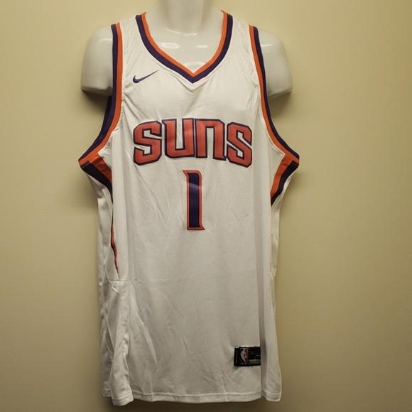 finest selection 73cc9 ceca7 Devin Booker Phoenix Suns jersey NWT